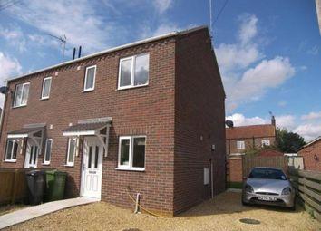 Thumbnail 2 bedroom semi-detached house for sale in Terrington St. John, Wisbech, Norfolk