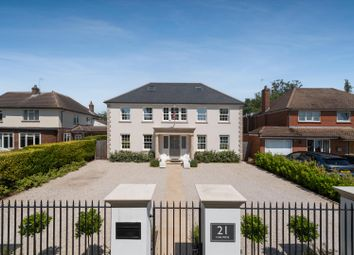 Thumbnail 5 bed detached house for sale in Kingswood Close, Englefield Green, Egham, Surrey