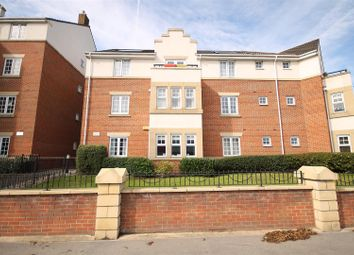 Thumbnail 2 bed flat for sale in Grasscroft House, Archdale Close, Chesterfield