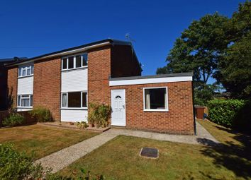 Thumbnail 3 bed semi-detached house for sale in Lealands Drive, Uckfield