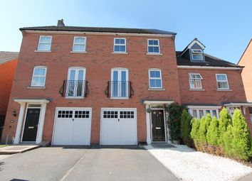 Thumbnail 4 bed town house for sale in Dalton Road, Hamilton, Leicester