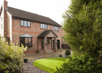 Thumbnail 5 bed detached house for sale in Laurel Bank, Gee Cross, Hyde