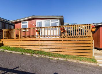 Thumbnail 2 bed mobile/park home for sale in Torquay Road, Shaldon, Teignmouth