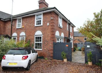 Thumbnail 3 bed terraced house for sale in The Avenue, Stoke-On-Trent