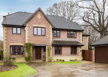 Thumbnail 5 bed detached house for sale in New Place Gardens, Lingfield