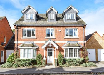 Thumbnail 5 bed detached house for sale in Hampden Hall, Aylesbury