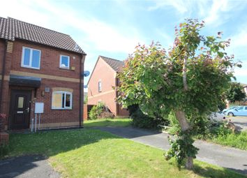 Thumbnail 2 bed end terrace house for sale in Palmers Leaze, Bradley Stoke, Bristol