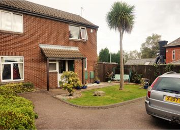 Thumbnail 3 bed semi-detached house to rent in Upland Close, Markfield