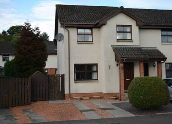 Thumbnail 3 bed end terrace house to rent in Castle Drive, Airth