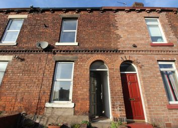 Thumbnail 2 bed terraced house for sale in Wigton Road, Carlisle