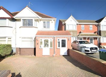 Thumbnail 3 bed semi-detached house for sale in Hydes Road, West Bromwich, West Midlands