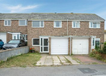 Thumbnail 3 bedroom terraced house for sale in Croft Road, Portland, Dorset