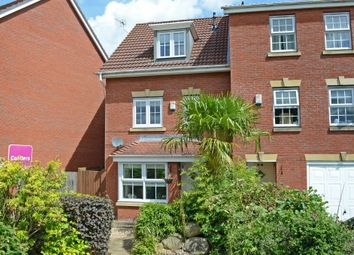 Thumbnail 4 bedroom property for sale in Princess Drive, York