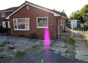 Thumbnail 2 bed detached bungalow for sale in Waterside Lane, Rochdale