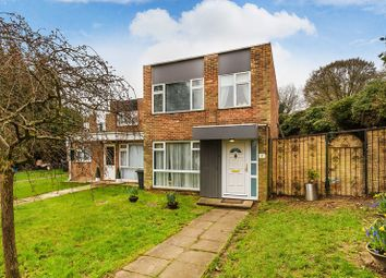 Thumbnail 3 bed end terrace house for sale in Rutherwick Rise, Coulsdon