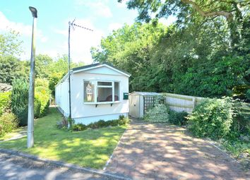 Thumbnail 1 bed mobile/park home for sale in Brook Way, St. Ives, Cambridgeshire