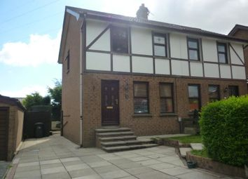 Thumbnail 3 bed semi-detached house to rent in Beechgrove Gardens, Newtownabbey