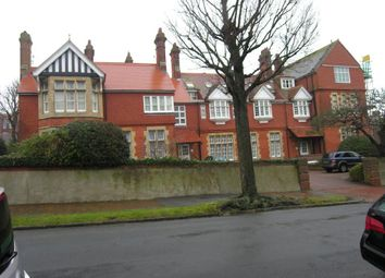 Thumbnail 1 bed flat to rent in Staveley Road, Eastbourne