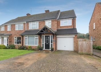 Thumbnail 4 bed semi-detached house for sale in Marys Mead, Hazlemere, High Wycombe