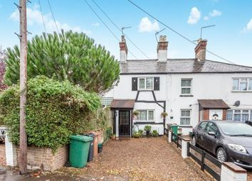Thumbnail 2 bed terraced house for sale in Balcombe Road, Horley, Surrey