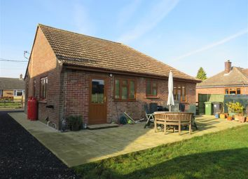 Thumbnail 3 bedroom bungalow to rent in Chequers Lane, Great Ellingham, Attleborough
