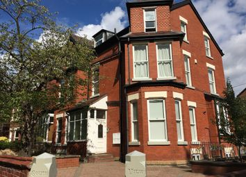 Thumbnail 2 bed flat to rent in Peel Moat Road, Heaton Moor, Stockport, Greater Manchester