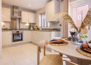 Thumbnail 3 bed semi-detached house for sale in Warren Hill, Kettering, Northamptonshire