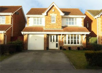Thumbnail 4 bed detached house for sale in Woolsington Drive, Middleton St George, Darlington, Durham