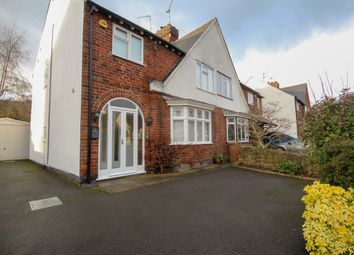 Thumbnail 3 bedroom semi-detached house for sale in Bank View Road, Derby