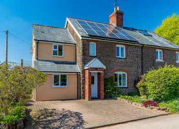 Thumbnail 3 bed cottage for sale in St. Owens Cross, Hereford