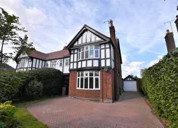 Thumbnail 3 bed semi-detached house to rent in Belgrave Road, Boughton, Chester