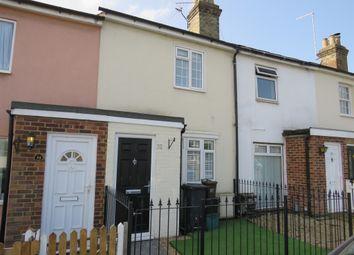 Wharf Road, Wormley, Broxbourne EN10. 2 bed terraced house
