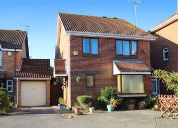Thumbnail 4 bedroom link-detached house for sale in Derwent Close, Littlehampton, West Sussex