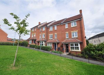 Thumbnail 5 bed end terrace house for sale in Jack Russell Close, Stroud