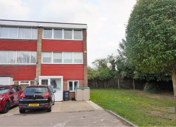 Thumbnail 4 bed end terrace house for sale in Priory Court, Harlow