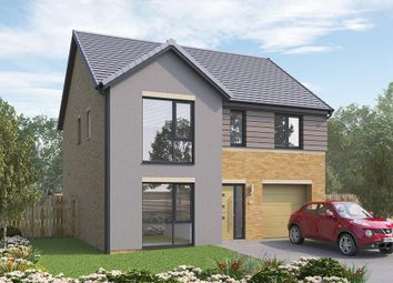 "Thumbnail 4 bedroom detached house for sale in ""The Sudbury"" at Highfield Lane, Rotherham"