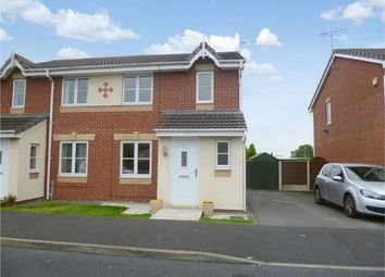 Thumbnail 3 bed semi-detached house for sale in Newsham Road, Stockport, Cheshire