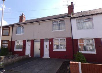 Thumbnail 2 bedroom terraced house for sale in Carsluith Avenue, Blackpool, Lancashire