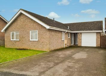 Thumbnail 3 bed detached bungalow for sale in Weavers Croft, Starston, Harleston