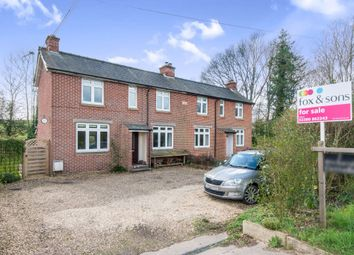Thumbnail 2 bed semi-detached house for sale in Ringwood Road, Woodlands, Southampton