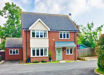 Thumbnail 5 bed detached house for sale in Diamond Way, Chilton, Didcot