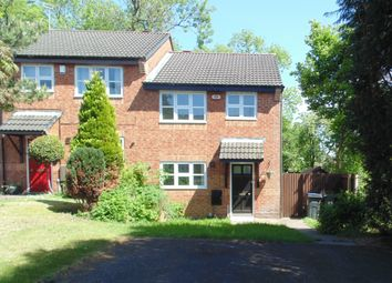 Thumbnail 3 bed semi-detached house for sale in Delancey Keep, Sutton Coldfield