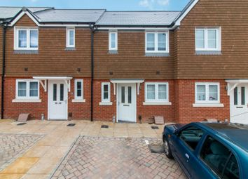 Thumbnail 2 bed terraced house for sale in Foster Way, Folkestone