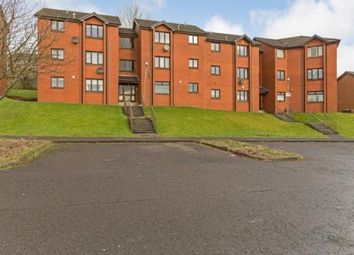Thumbnail 2 bed flat for sale in Sandbank Drive, Maryhill, Glasgow