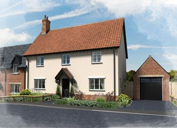 Thumbnail 3 bed semi-detached house for sale in Plot 21, 20 Hill Place, Brington, Huntingdon