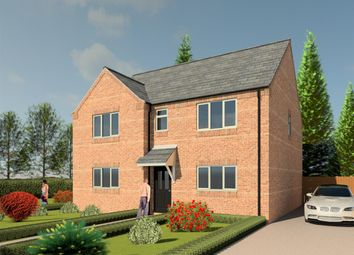 Thumbnail 2 bed semi-detached house for sale in Hornbeam Close, Ruskington, Sleaford