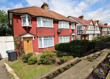 Thumbnail 3 bed semi-detached house for sale in Farm Road, Edgware, Middlesex