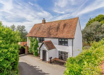 Thumbnail 3 bed detached house for sale in Church Lane, Greensted, Ongar