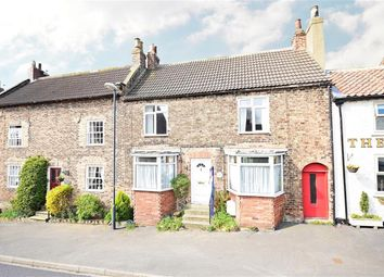 Thumbnail 3 bed terraced house for sale in Hill House, Front Street, Topcliffe, Thirsk