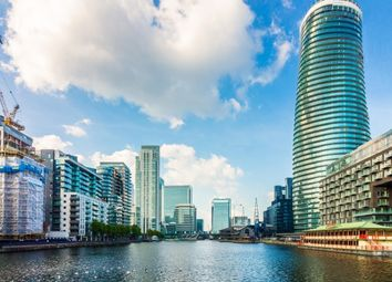 Thumbnail 2 bed flat to rent in Arena Tower, Crossharbour Plaza, Canary Wharf